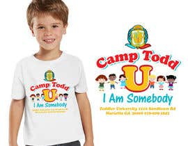 gidzibarra tarafından ToddU Summer Camp T Shirt Design için no 12