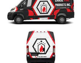 RaihanMuhammad tarafından Design a Wrap Advertising my Fire Safety Products business for my Truck için no 11