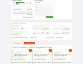 Nro 12 kilpailuun Design a Website+Mobile site/app Mockup käyttäjältä gurjeetsingh344