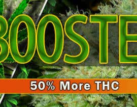 #9 for Design a banner for a marijuana fertilizer by authenticweb