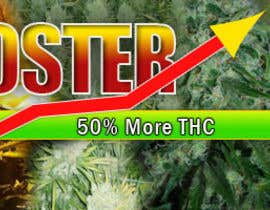 #23 untuk Design a banner for a marijuana fertilizer oleh authenticweb