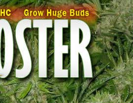 #27 untuk Design a banner for a marijuana fertilizer oleh authenticweb