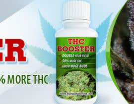 #28 para Design a banner for a marijuana fertilizer por amitroy777