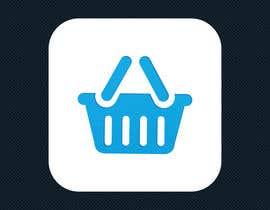 Nro 5 kilpailuun logo for a shopping cart käyttäjältä UnstableEntropy