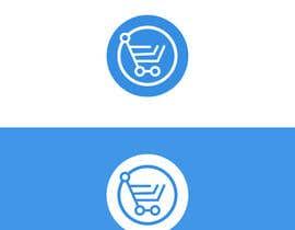 Nro 47 kilpailuun logo for a shopping cart käyttäjältä zouhairgfx