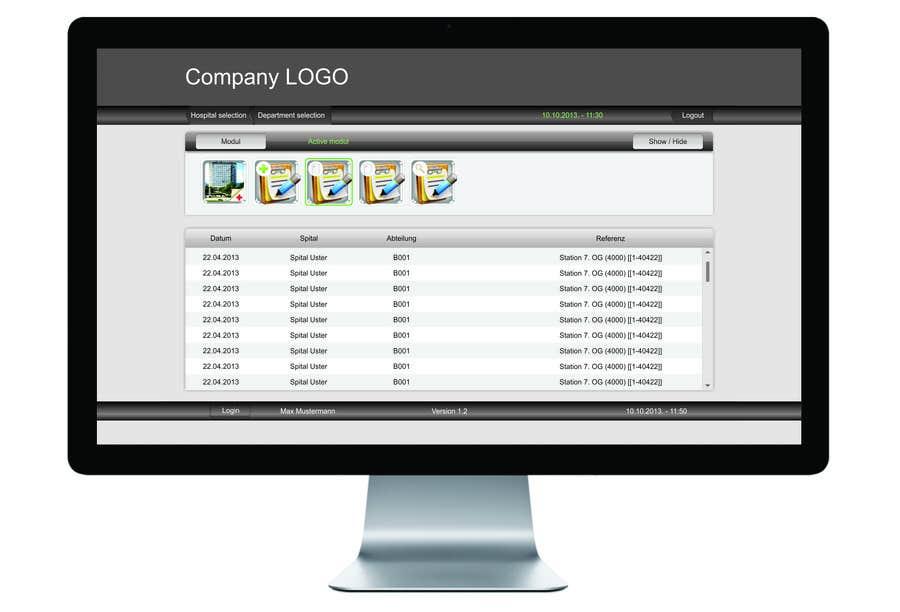 #1 for Design einer Webseite iPad-app to Web-app by Arttilla