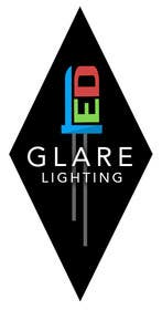 #11 for Design a Logo for Glare LED Lights by elliotstack