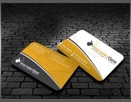 #13 untuk Design some Business Cards for WonderOps oleh kreativedhir