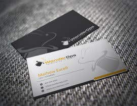 #7 untuk Design some Business Cards for WonderOps oleh shyRosely