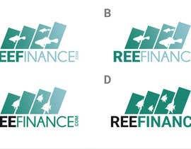 Nro 197 kilpailuun Design a Logo for REEFinance.com käyttäjältä JedBiliran