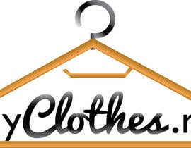nº 29 pour Design a Logo for MyClothes.ro par need2work4u