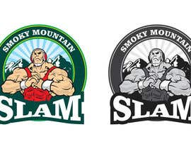 #4 for Design a Logo for Smoky Mountain Slam - Event Artwork by nitabe