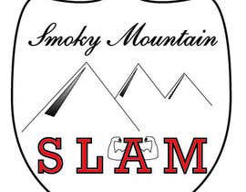 #2 para Design a Logo for Smoky Mountain Slam - Event Artwork por EndTrue