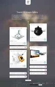 #5 para Design a single page (not parallax) Website por okakzai