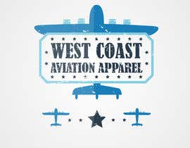 jossmauri tarafından West Coast Aviation Apparel için no 13