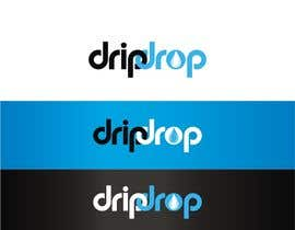 #130 for Design a Logo for DRIP DROP by shobbypillai