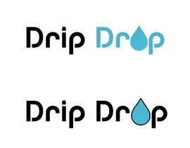 #62 for Design a Logo for DRIP DROP by vladspataroiu