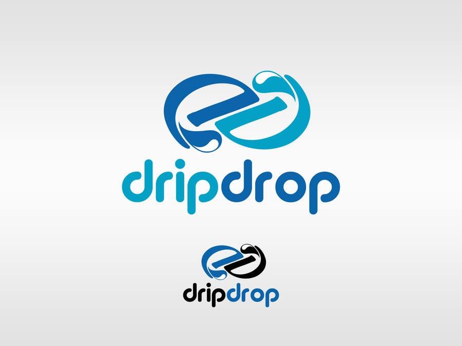 Kilpailutyö #19 kilpailussa Design a Logo for DRIP DROP