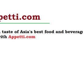 Nro 27 kilpailuun Write a tag line/slogan - Food and Beverage Director käyttäjältä Lshiva369