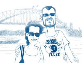 Knokle tarafından Turn our picture into illustrations için no 2