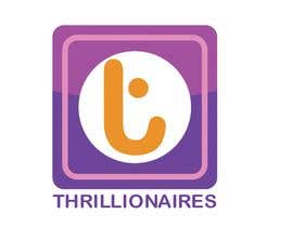 #390 for Logo Design for Thrillionaires by Siejuban