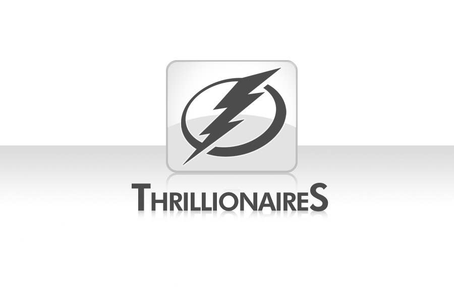 Contest Entry #105 for Logo Design for Thrillionaires