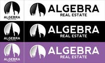 Graphic Design Entri Peraduan #17 for Design a Logo for Algebra Real Estate