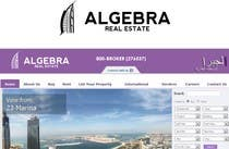 Graphic Design Entri Peraduan #64 for Design a Logo for Algebra Real Estate