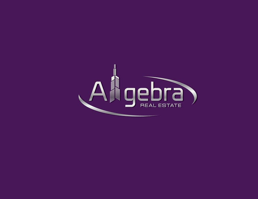 #78 for Design a Logo for Algebra Real Estate by paxslg
