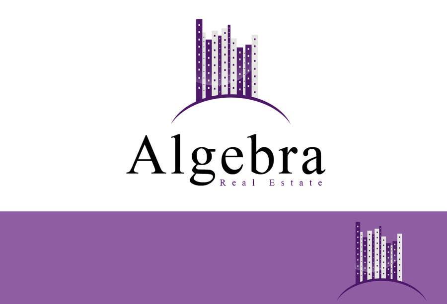 Penyertaan Peraduan #251 untuk Design a Logo for Algebra Real Estate