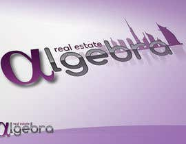 nº 95 pour Design a Logo for Algebra Real Estate par zoolei