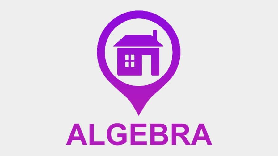 Penyertaan Peraduan #102 untuk Design a Logo for Algebra Real Estate