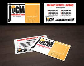 mcabalda tarafından Design a logo and business card için no 48