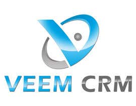 #3 para Design a Logo for VEEM CRM por rivemediadesign