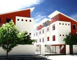 liger28 tarafından I need 3D renderings done for a town house complex için no 11