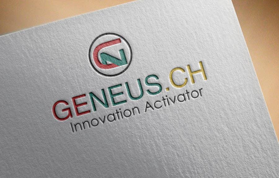 Kilpailutyö #27 kilpailussa Design a Logo