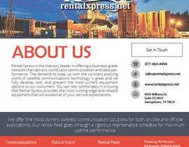 Nro 20 kilpailuun Sales and Informational sheet käyttäjältä biasalles