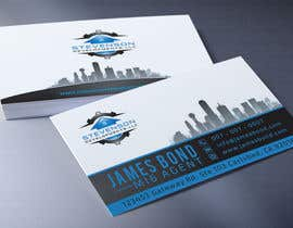 #118 for Design a Business Card and Logo by SGAWD