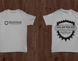 zyxwjenny tarafından Design a Shirt back/front için no 18