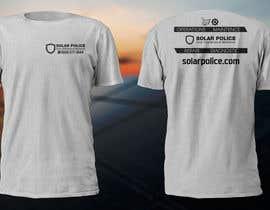 paulpetrovua tarafından Design a Shirt back/front için no 10