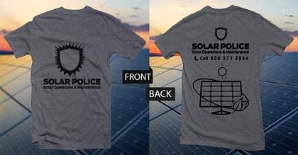 kibriyamunna tarafından Design a Shirt back/front için no 14
