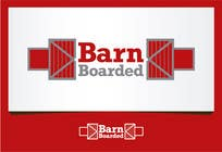 Proposition n° 17 du concours Graphic Design pour Design a Logo for a new business (Barn Boarded)