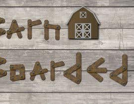 #19 para Design a Logo for a new business (Barn Boarded) por vijaymahale101