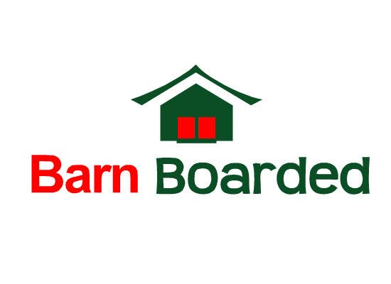 Proposition n°42 du concours Design a Logo for a new business (Barn Boarded)