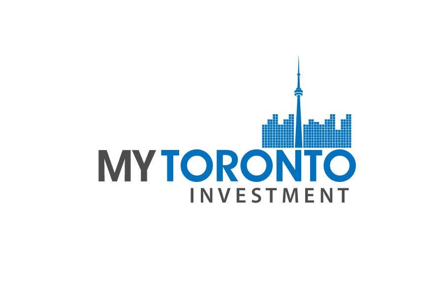 Penyertaan Peraduan #129 untuk Logo Design for My Toronto Investment