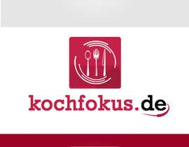 Sharjeel07 tarafından Design a logo for the German cooking blog kochfokus.de için no 50