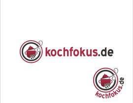 anatomicana tarafından Design a logo for the German cooking blog kochfokus.de için no 30