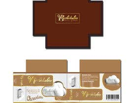 #25 for Create Print and Packaging Designs FOR THIS CHOCOLATE by Mazeduljoni