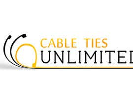 #56 untuk Design a Logo for Cable Ties Unlimited oleh subhmaharana