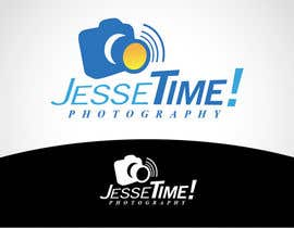 #50 untuk Graphic Design for 'JesseTime! Photography' oleh Jlazaro